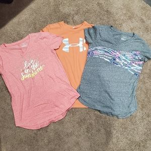 Lot of Size Small Women's Athletic T-Shirts